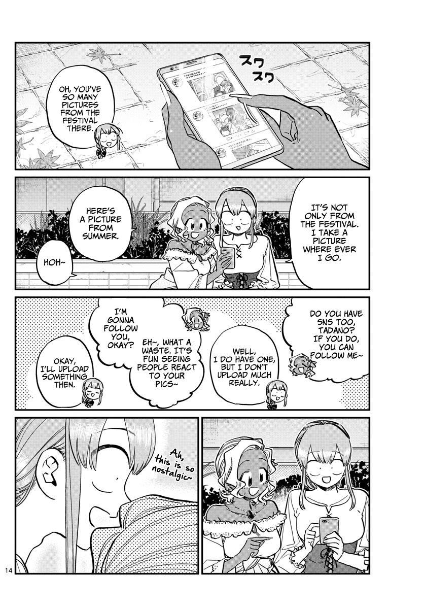Komi-San Wa Komyushou Desu Chapter 233: Festival Date 2 page 14 - Mangakakalot