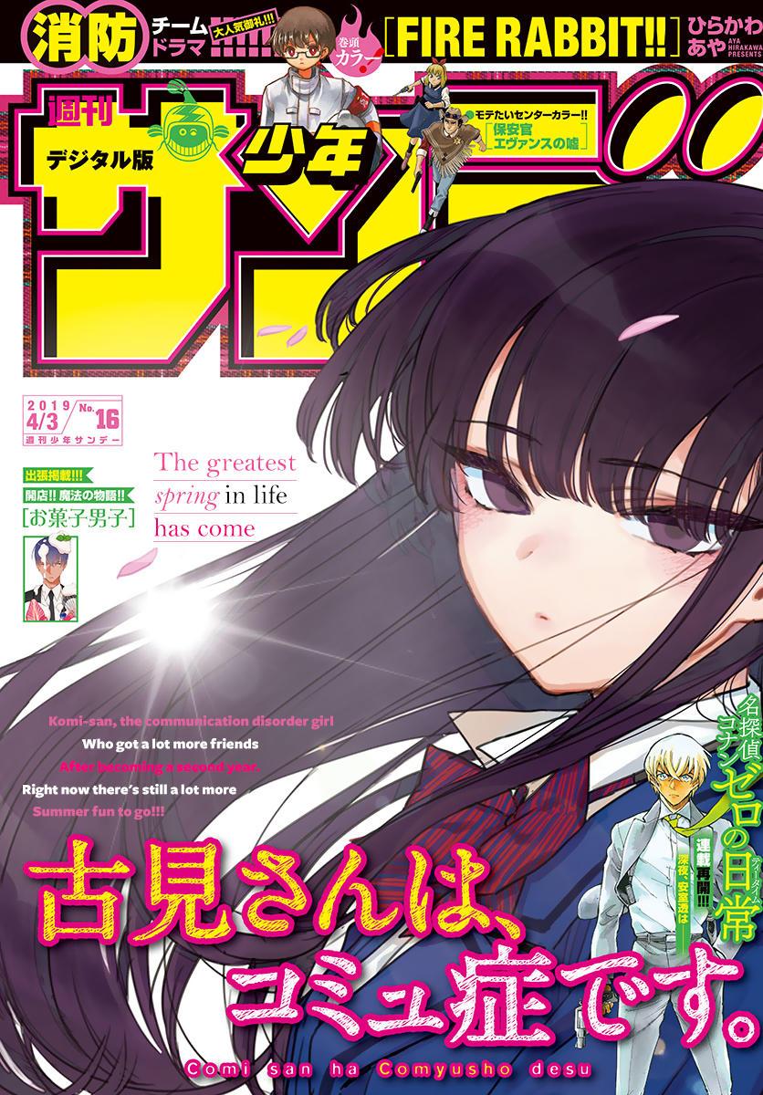 Komi-San Wa Komyushou Desu Chapter 187: Bike Practice page 1 - Mangakakalot