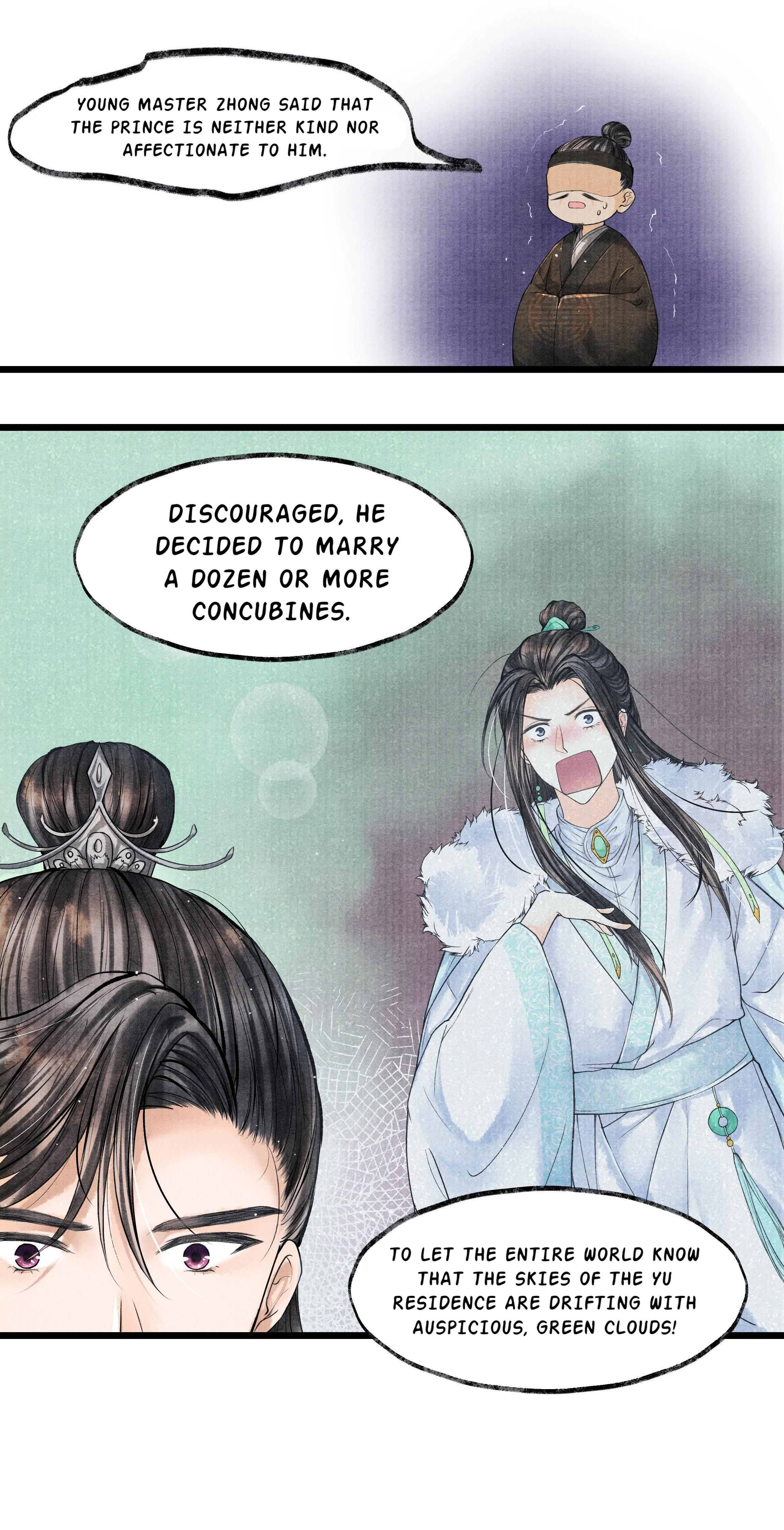 These Years In Quest Of Honour Mine Chapter 26 page 17 - Mangakakalots.com