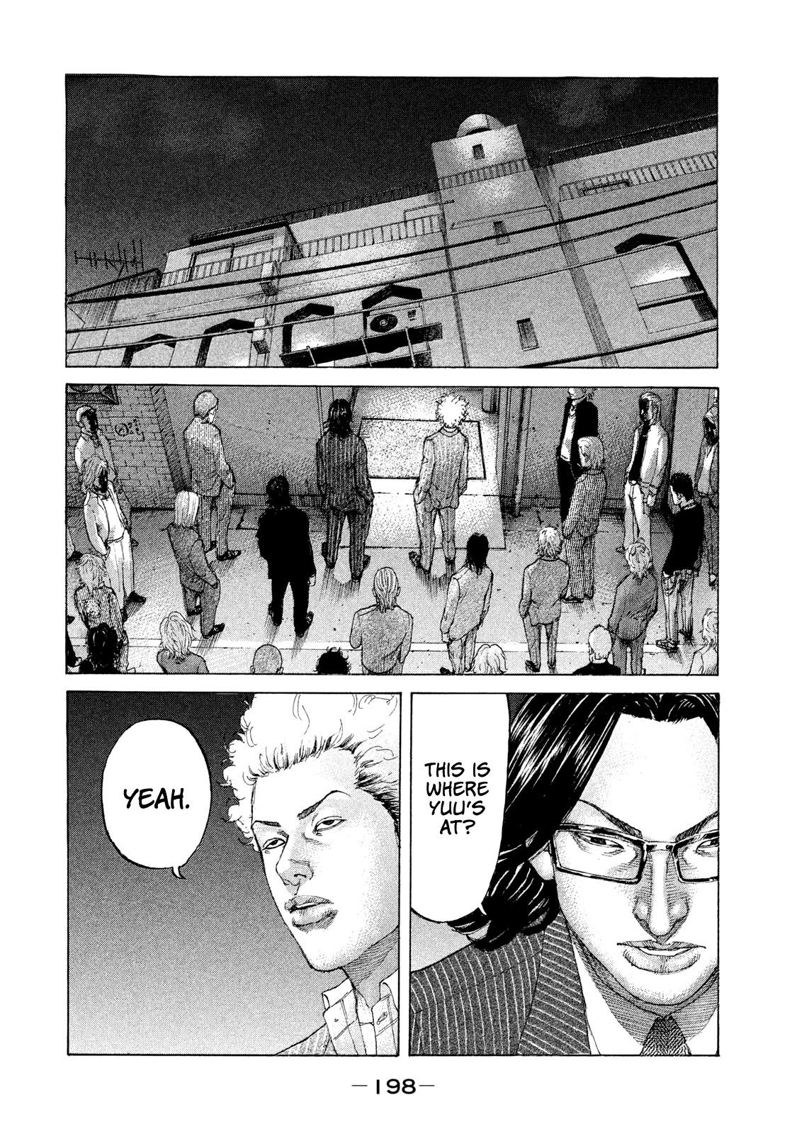 Shinjuku Swan Chapter 213: Decoy page 13 - Mangakakalots.com