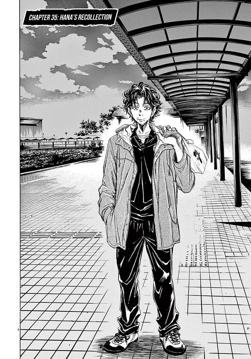 Ao Ashi Vol.4 Chapter 35: Hana's Recollectiom page 4 - Mangakakalots.com