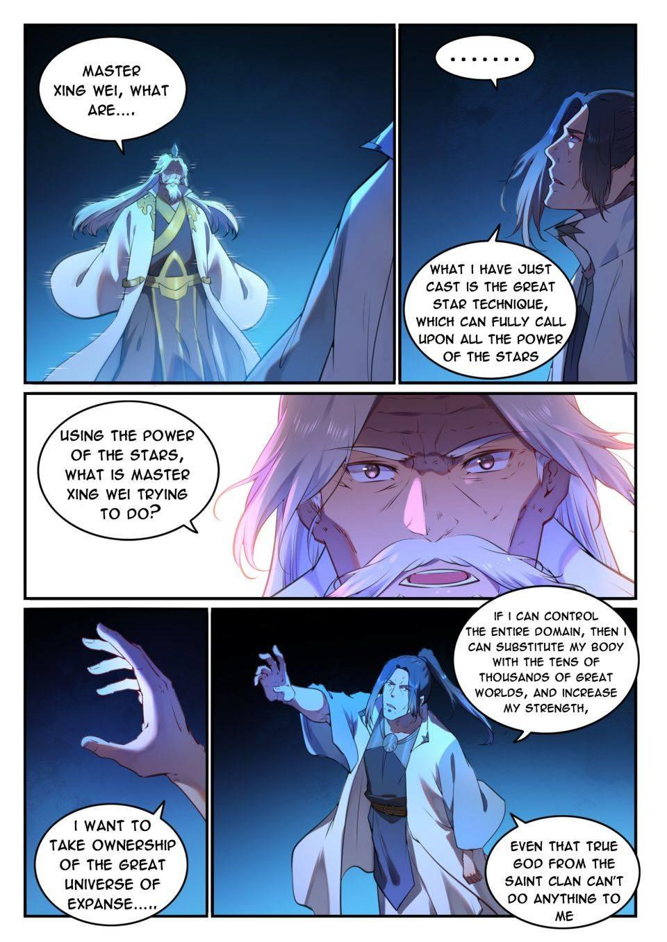 Apotheosis Chapter 768 page 6 - Mangakakalots.com