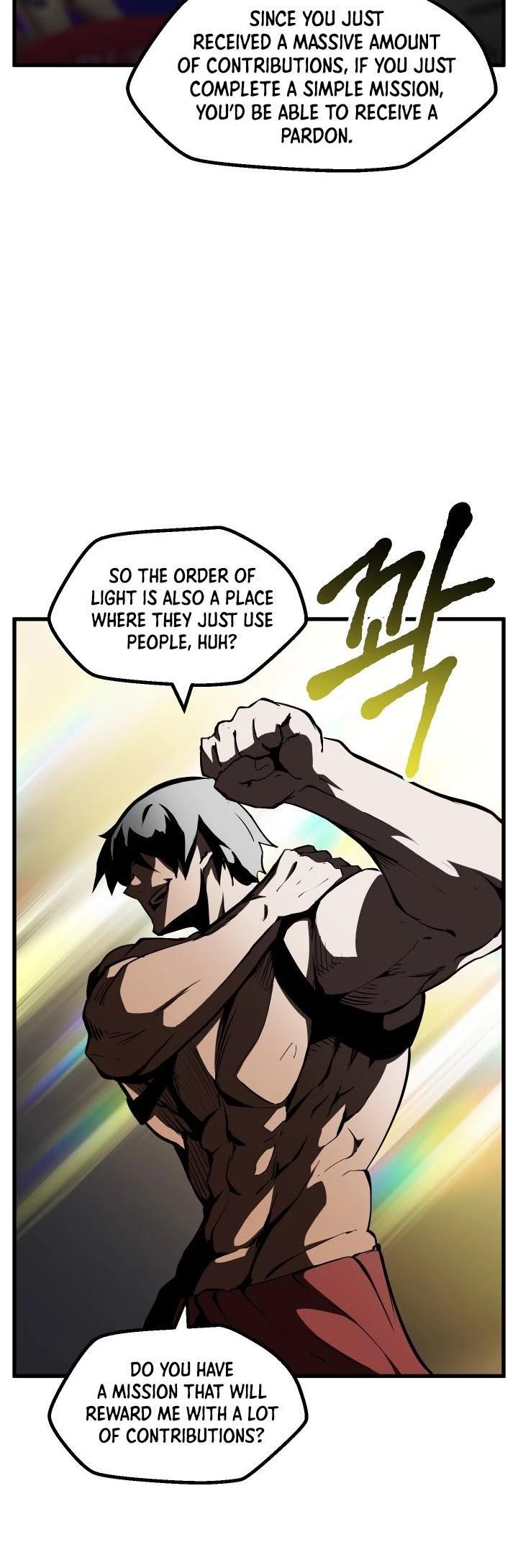 Survival Story Of A Sword King In A Fantasy World Chapter 45 page 43 - Mangakakalots.com