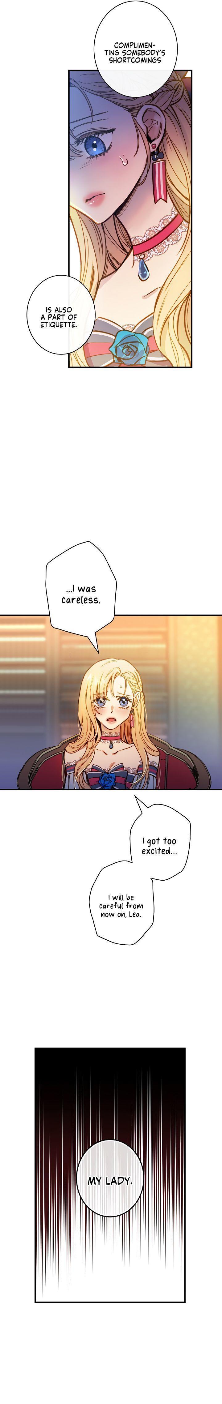 Shadow Queen Chapter 28 page 9 - Mangakakalots.com