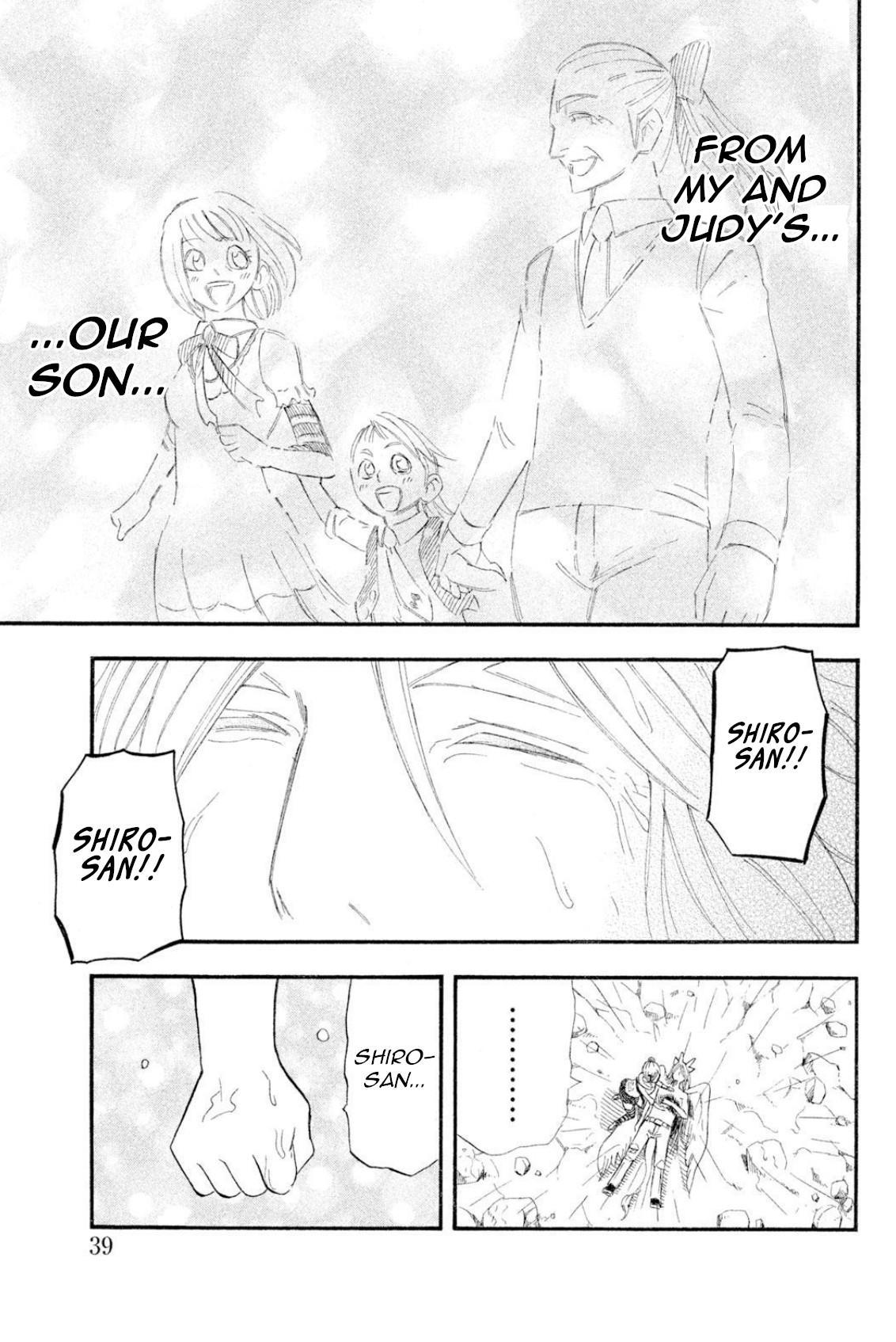 Buster Keel! Chapter 44: Shadowy Soloist (Part 2) page 39 - Mangakakalots.com