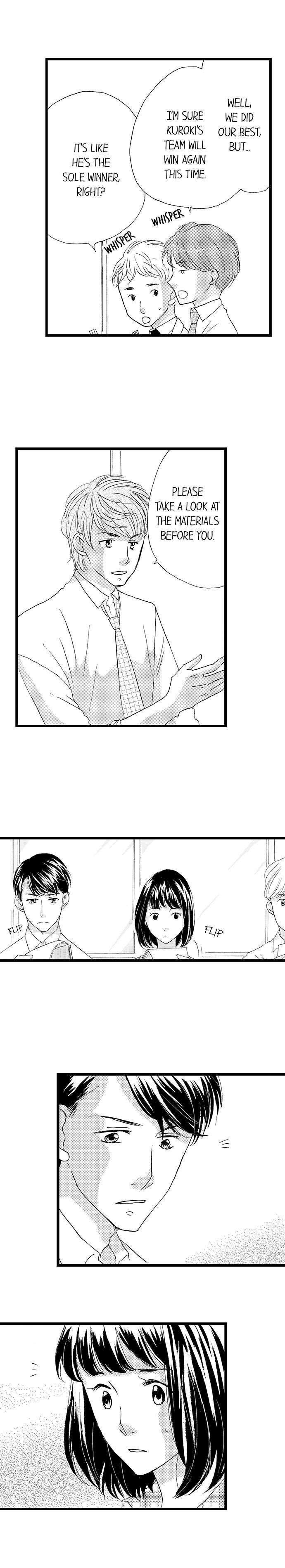 Amaku Nureru Uso Kekkon Toiu Na No Fukushu Chapter 64 page 3 - Mangakakalots.com