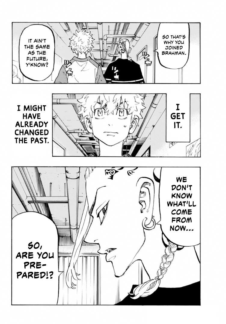 Tokyo Manji Revengers Chapter 217: Have Never Seen Anything Like It page 19 - Mangakakalots.com