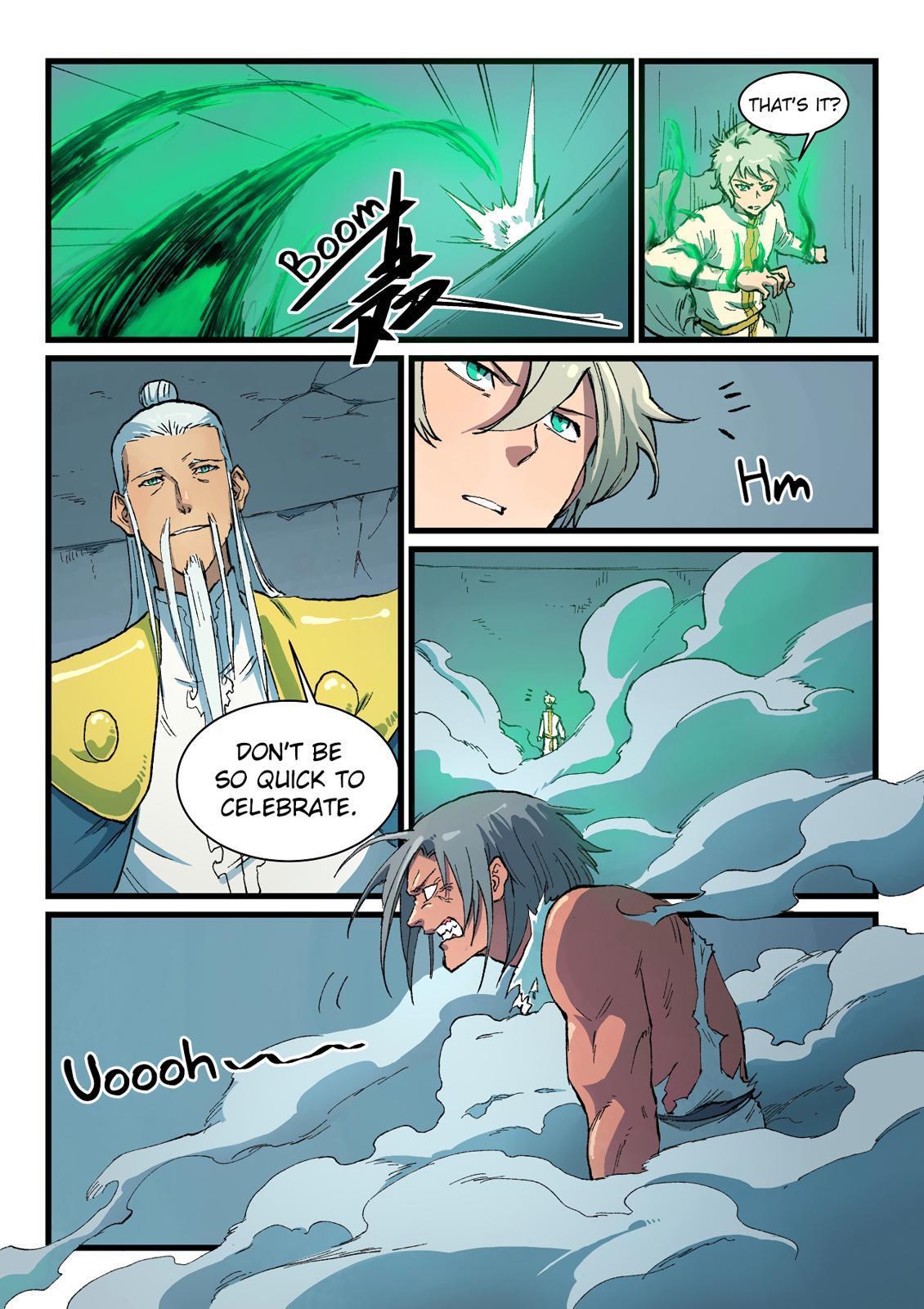 Star Martial God Technique Chapter 405 page 6 - Mangakakalots.com