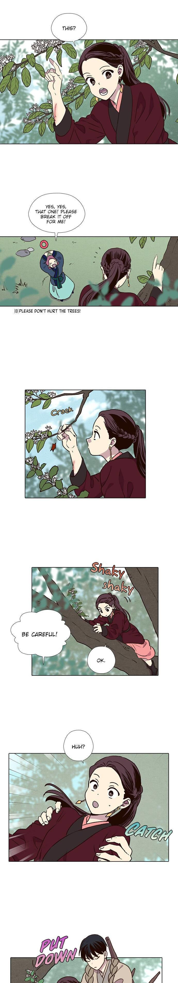 The Moon That Rises In The Day Chapter 184 page 4 - Mangakakalots.com