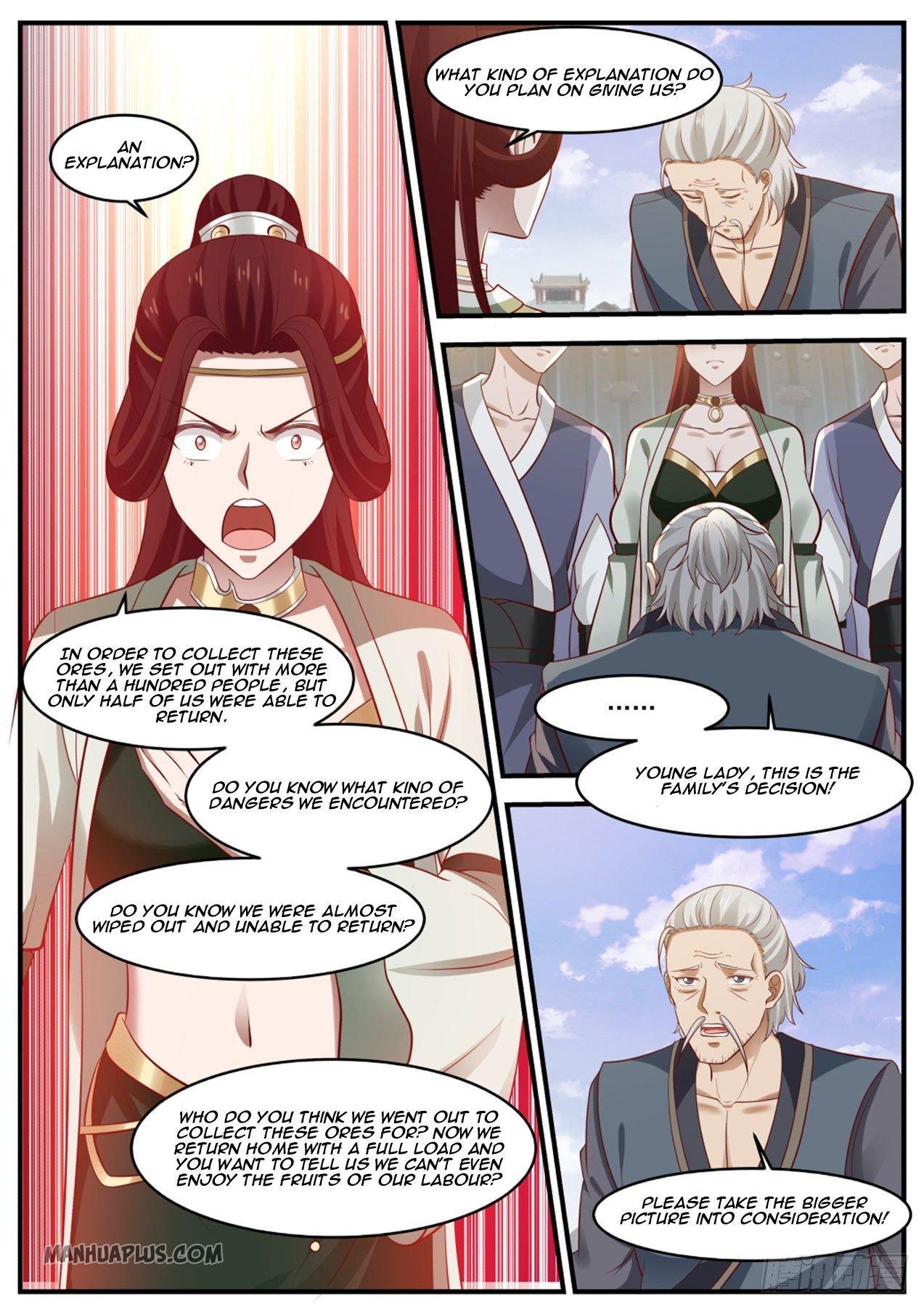 Martial Peak Chapter 986 page 5 - Mangakakalots.com