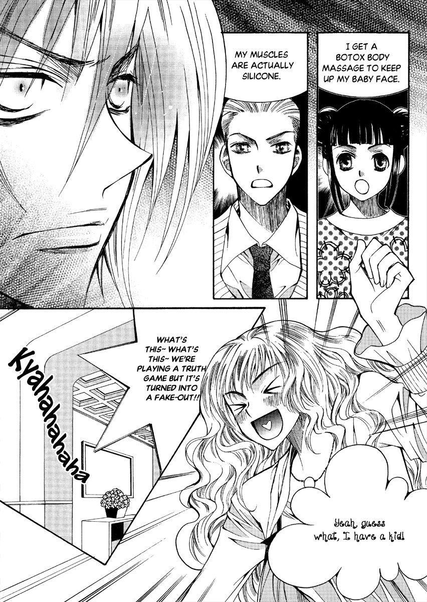 Chiro Star Project Vol.05 Chapter 32 : Vol 05 page 22 - Mangakakalots.com