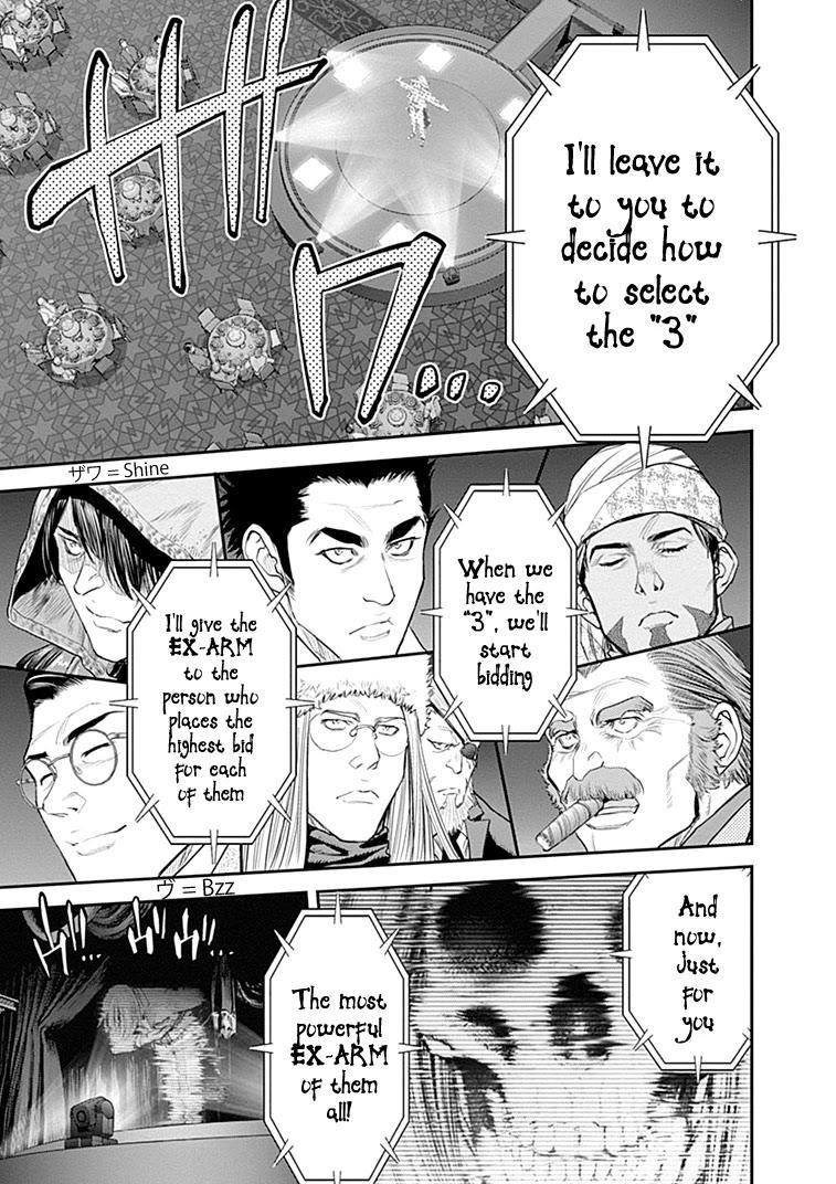 Ex-Arm Chapter 37: Monster's Jail page 23 - Mangakakalots.com