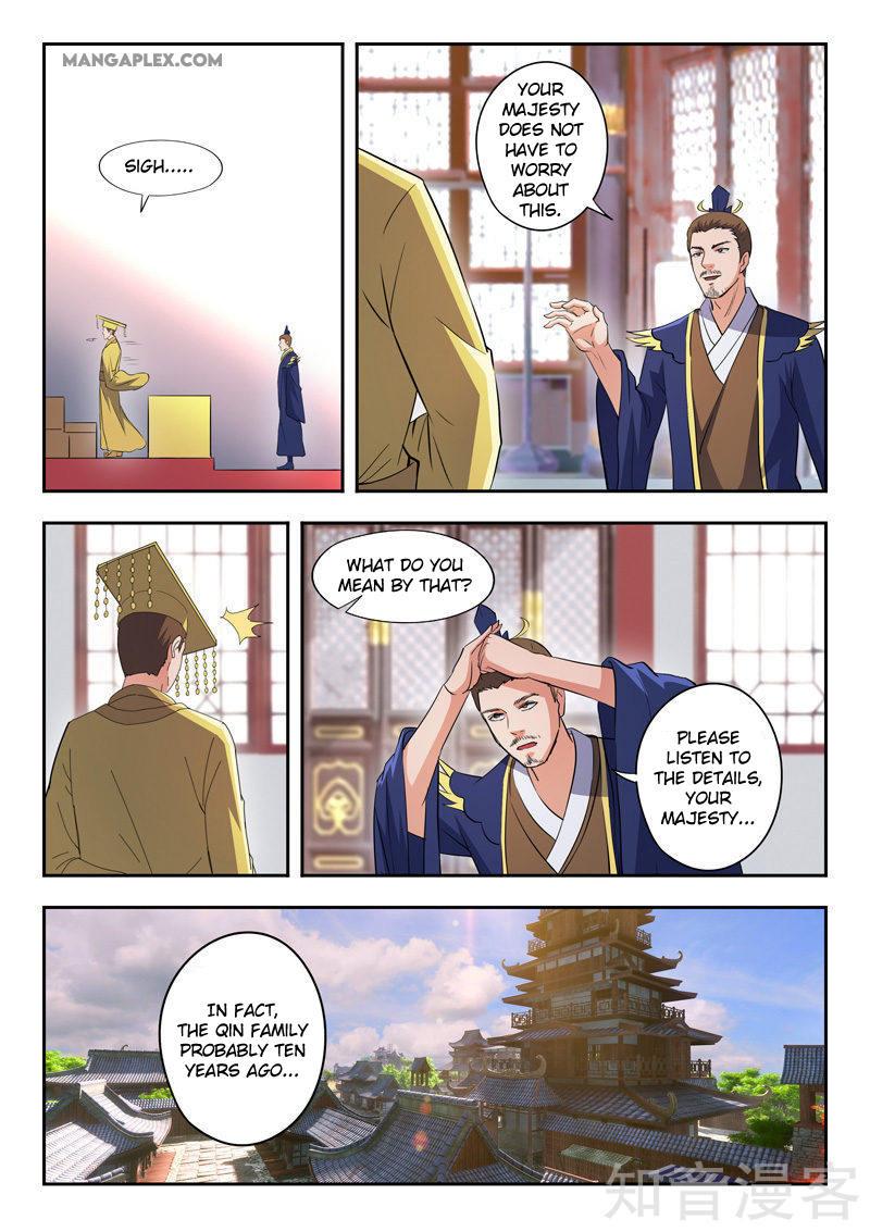 Martial Master Chapter 463: It's Risky page 5 - Mangakakalots.com