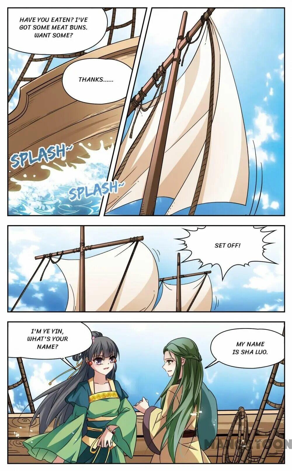 The Journey Chapter 169 page 8 - Mangakakalots.com