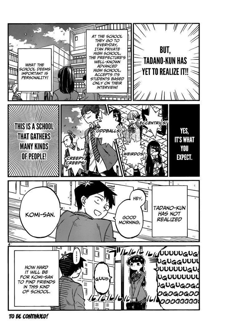 Komi-San Wa Komyushou Desu Vol.1 Chapter 6: I Want To Apologize page 14 - Mangakakalot