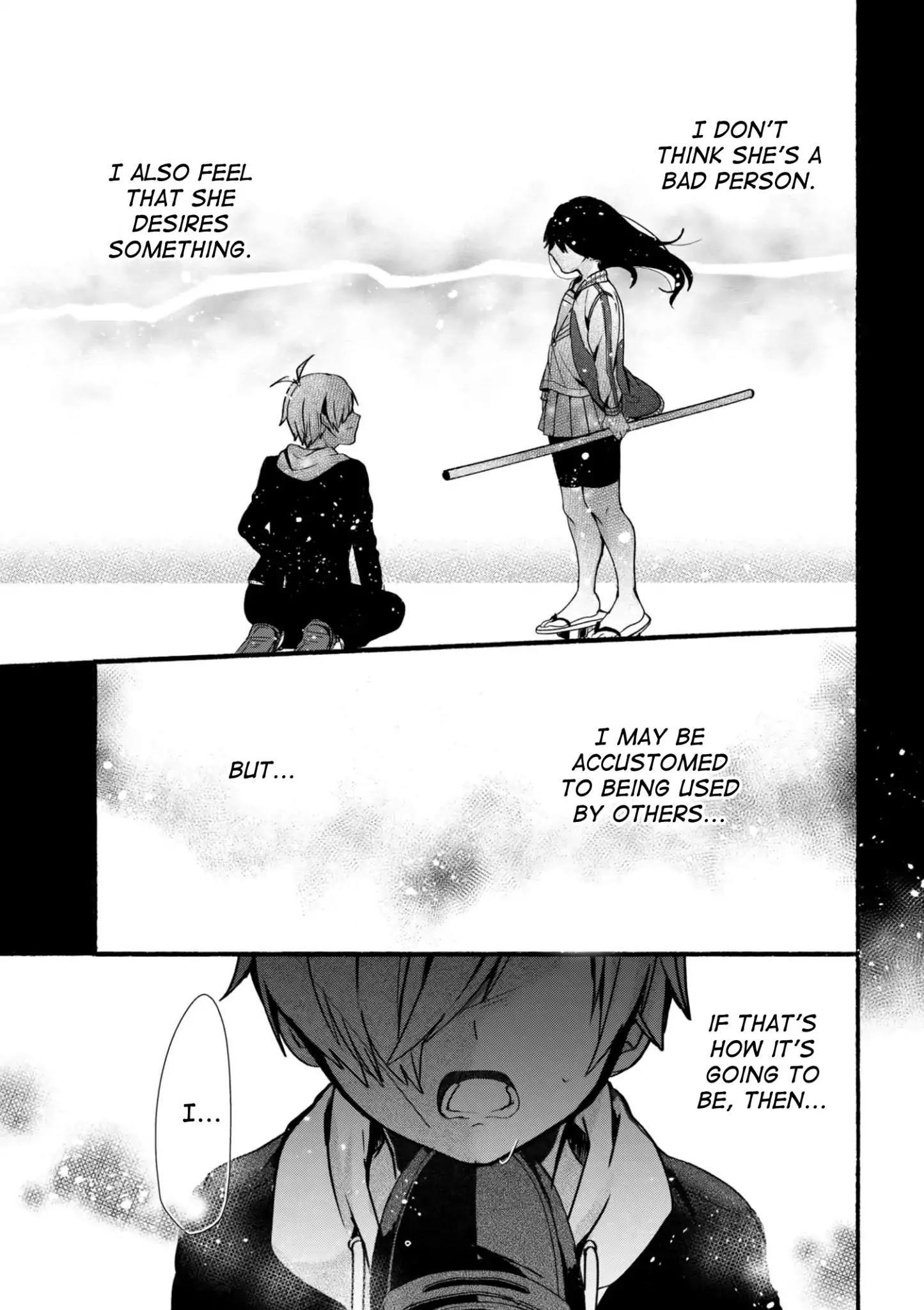 Pashiri Na Boku To Koi Suru Banchou-San Chapter 5 page 12 - Mangakakalots.com