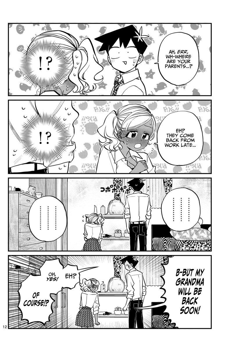 Komi-San Wa Komyushou Desu Chapter 217: Goldfish page 12 - Mangakakalot