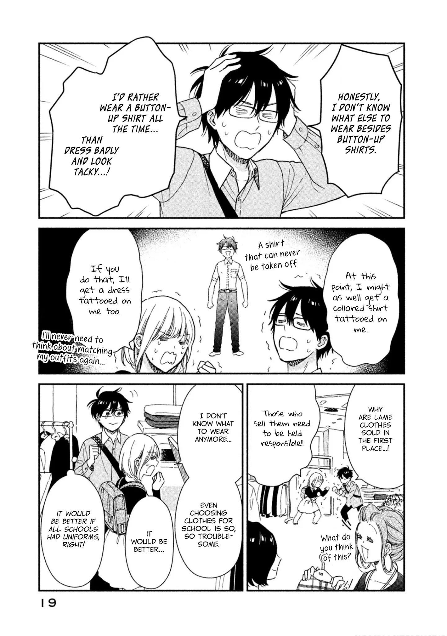 Rental Girlfriend Tsukita-San Chapter 10 page 5 - Mangakakalots.com