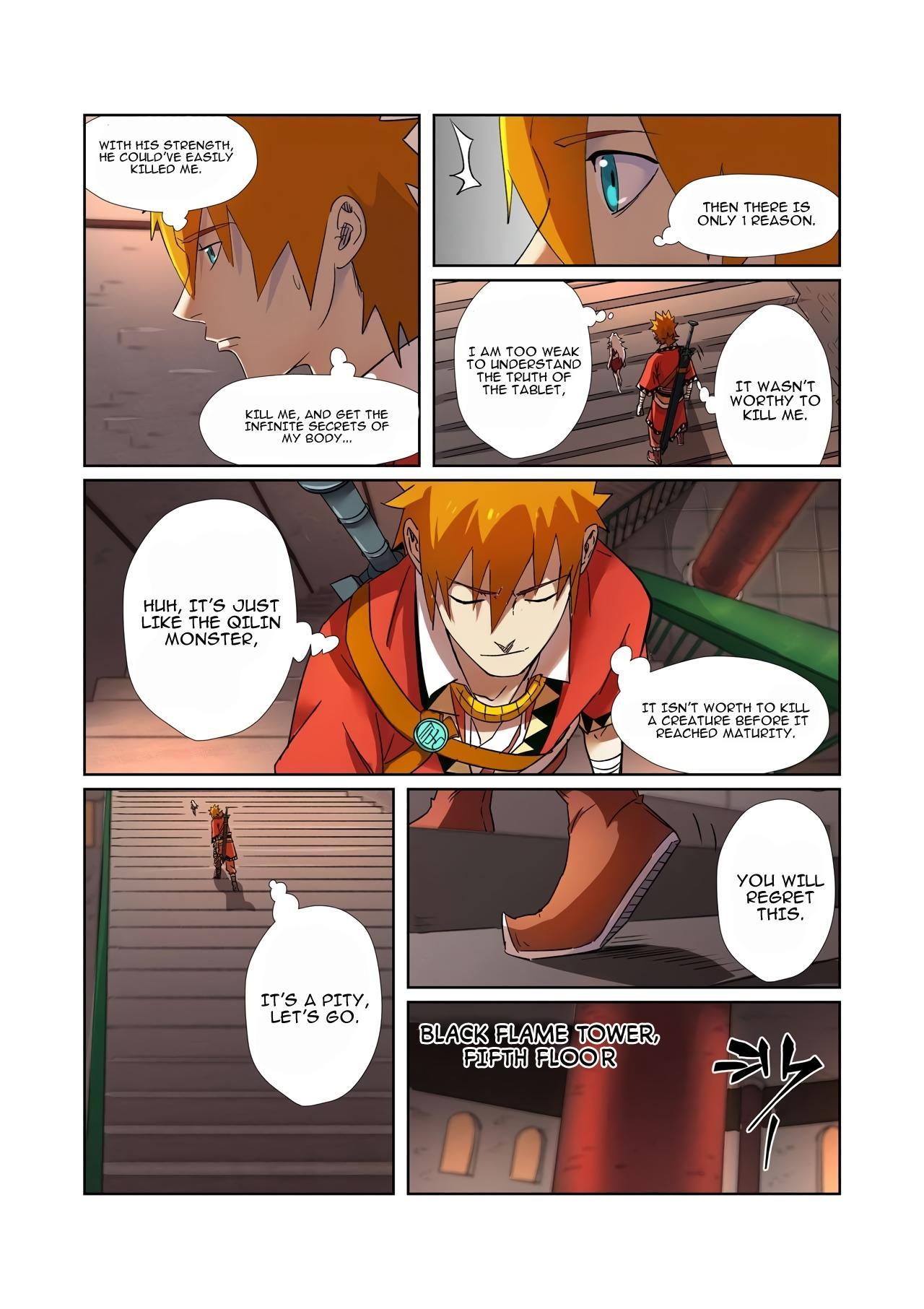 Tales Of Demons And Gods Chapter 281.5 page 3 - Mangakakalots.com