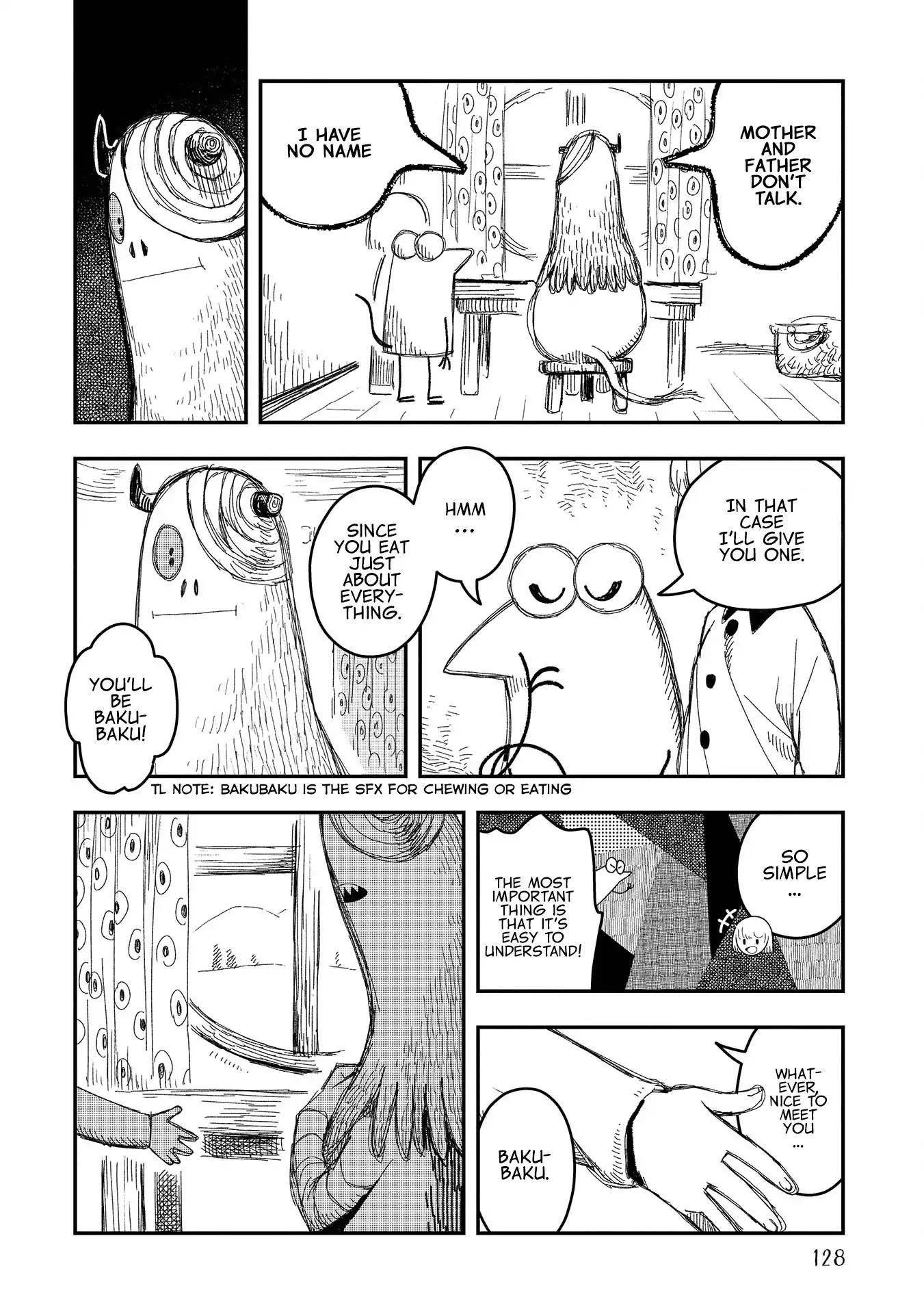 Rojica To Rakkasei Chapter 6: Bakubaku The Monster page 10 - Mangakakalots.com