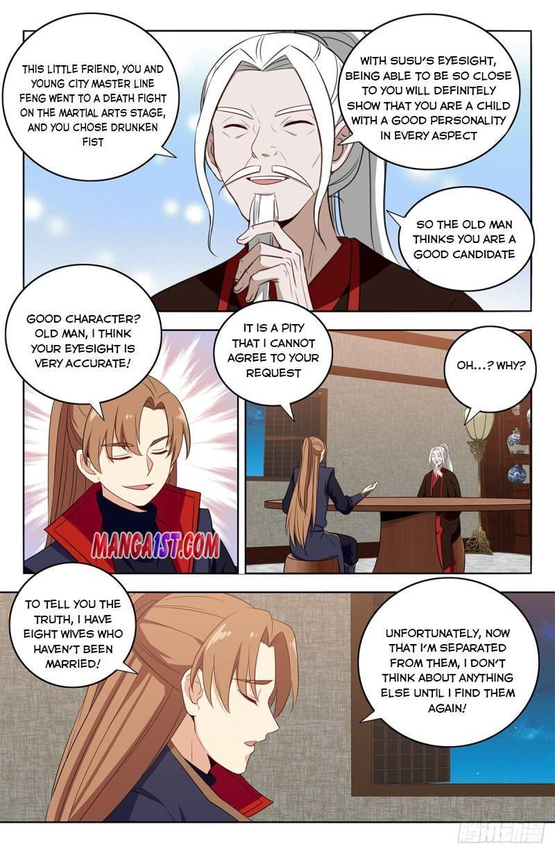 Strongest Anti M.e.t.a Chapter 389 page 9 - Mangakakalots.com