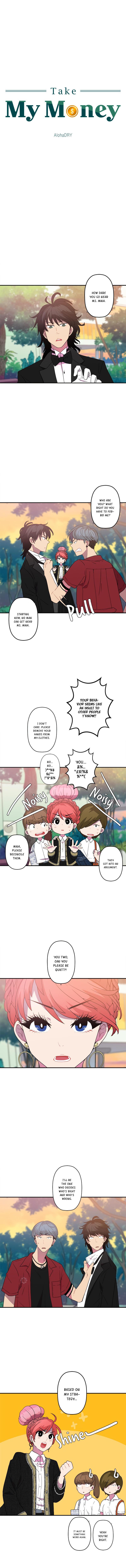 Take My Money Chapter 34 page 1 - Mangakakalots.com