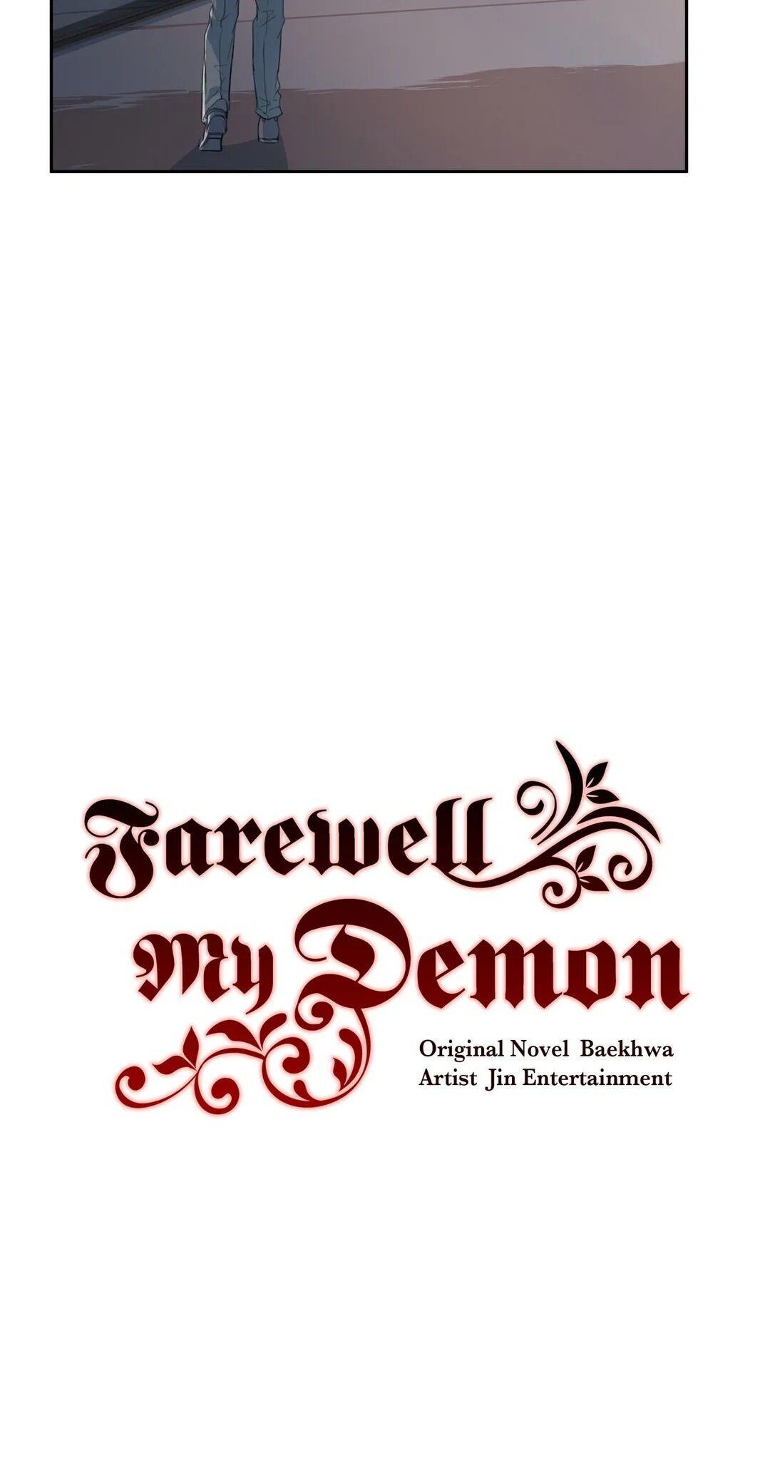 Farewell My Demon Chapter 43 page 10 - Mangakakalots.com