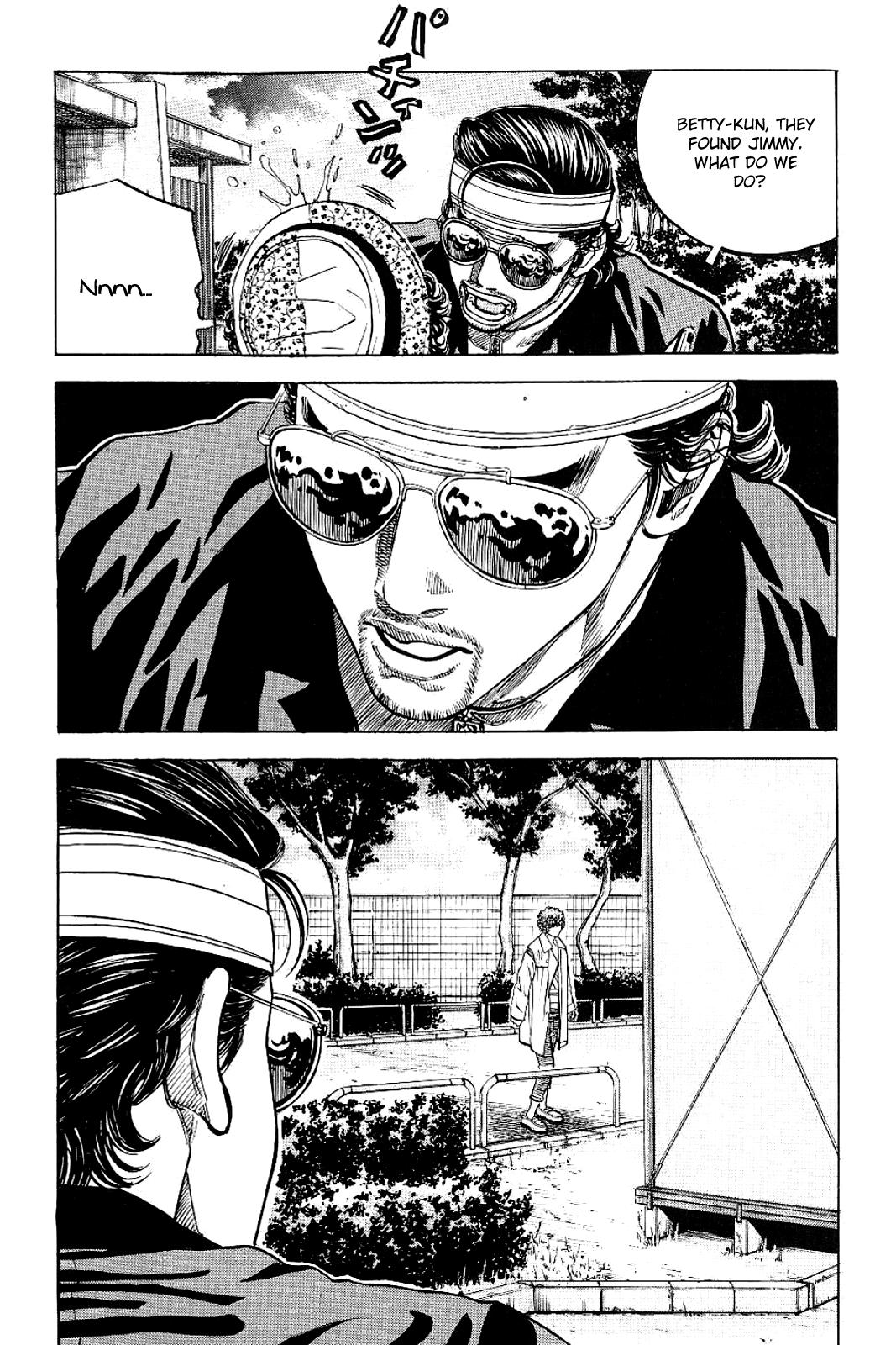 Gang King Vol.10 Chapter 73: Gentle page 4 - Mangakakalots.com