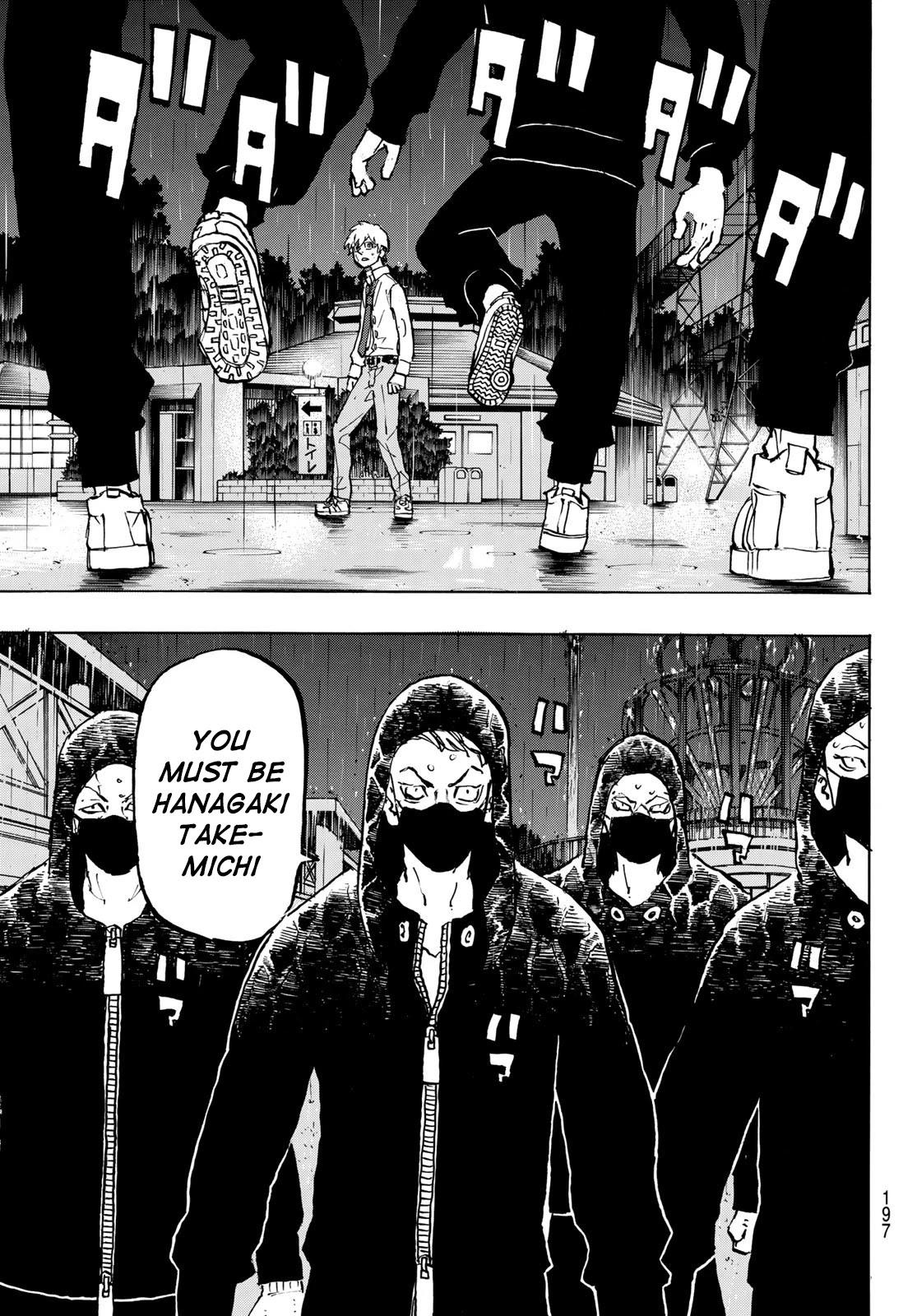 Tokyo Manji Revengers Chapter 220: Bull's-Eye page 5 - Mangakakalots.com