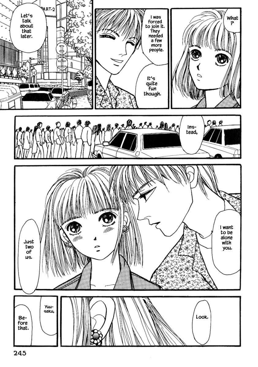 Shi To Kanojo To Boku Chapter 14.1 page 8 - Mangakakalots.com