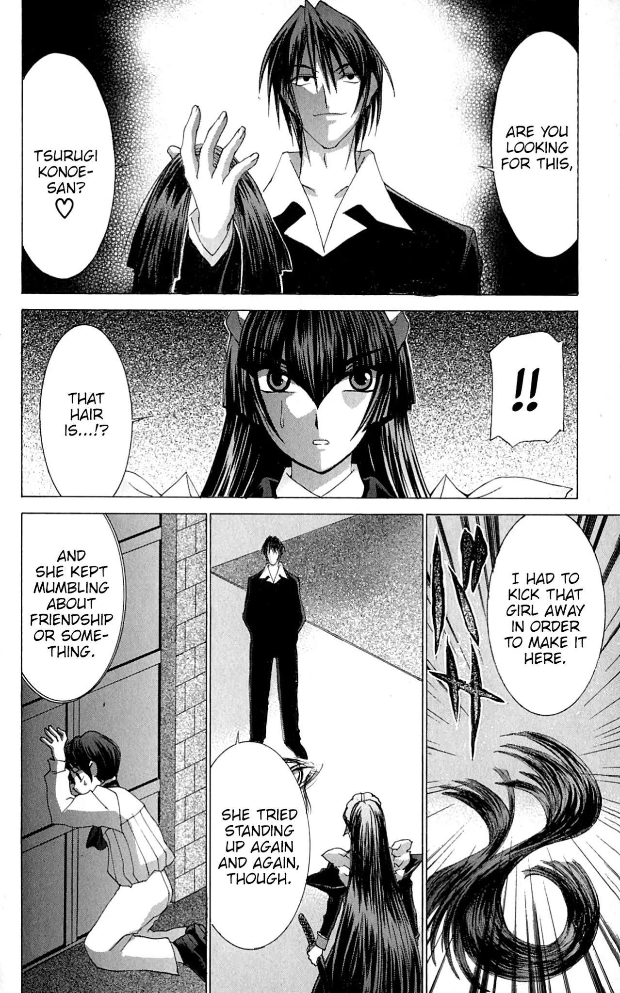 Hanaukyo Maid Tai Chapter 44 page 19 - Mangakakalots.com