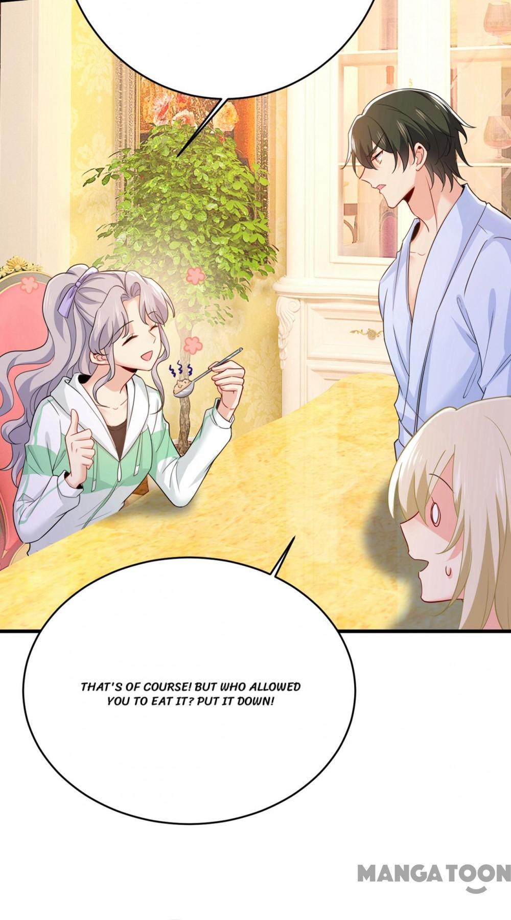 Ceo Above, Me Below Chapter 448 page 34 - Mangakakalots.com