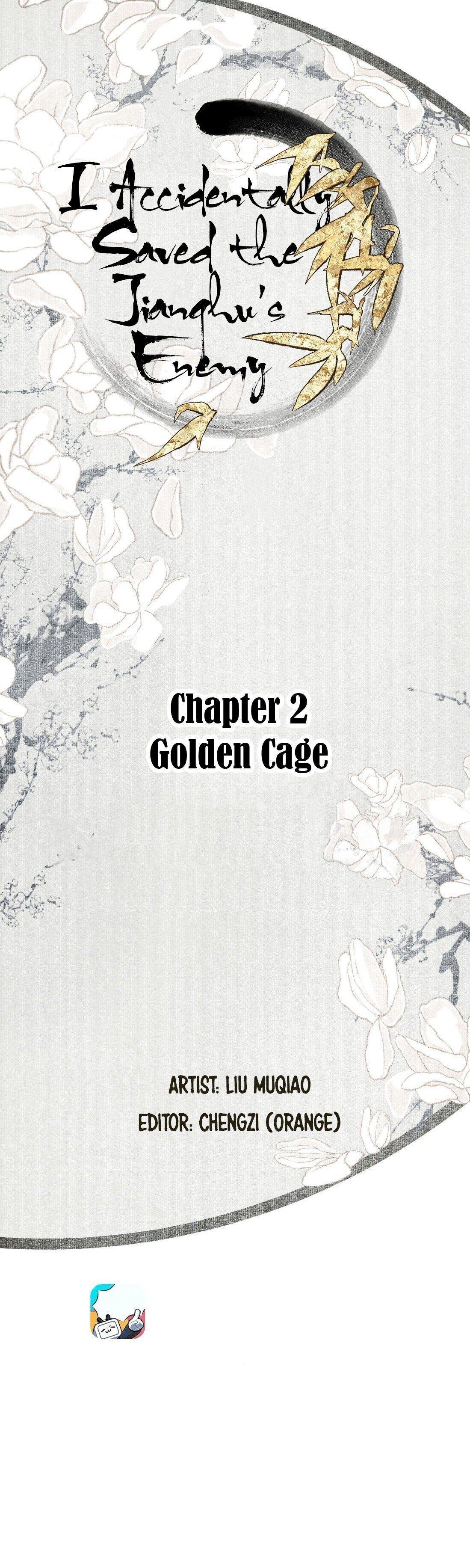 I Accidentally Saved The Jianghu'S Enemy Chapter 2 page 2 - Mangakakalots.com