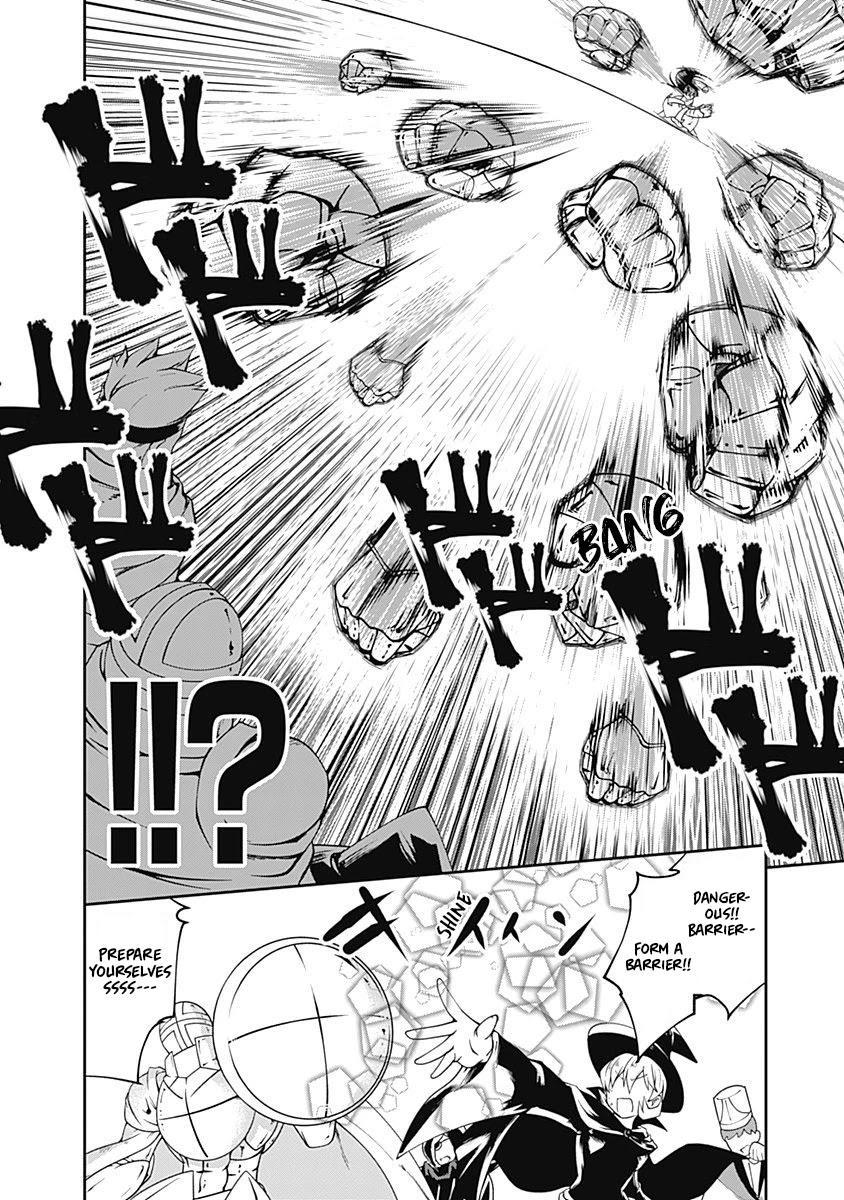 Jichou Shinai Motoyuusha No Tsuyokute Tanoshii New Game Chapter 54 page 9 - Mangakakalots.com