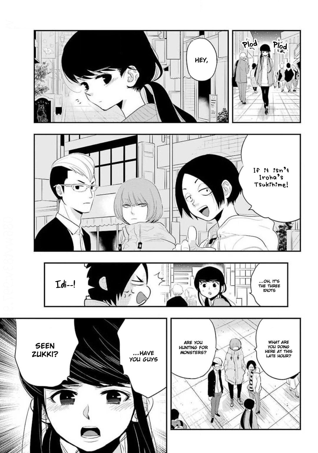 Monstaboo Chapter 11: The Girl And The Secret Of Her Disappointed Love page 5 - Mangakakalots.com
