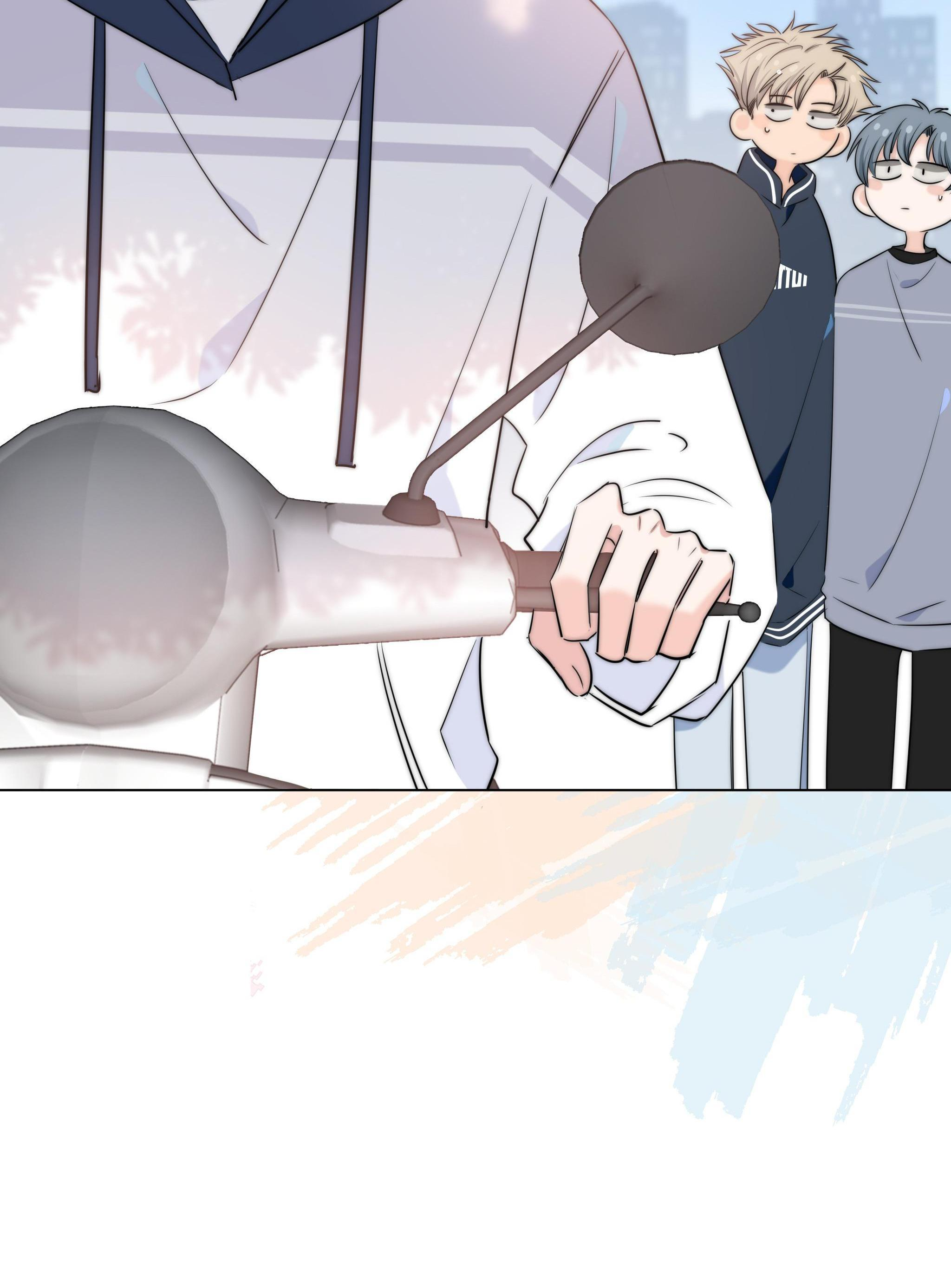 Touch Your World Chapter 36: Just Friends? page 27 - Mangakakalots.com