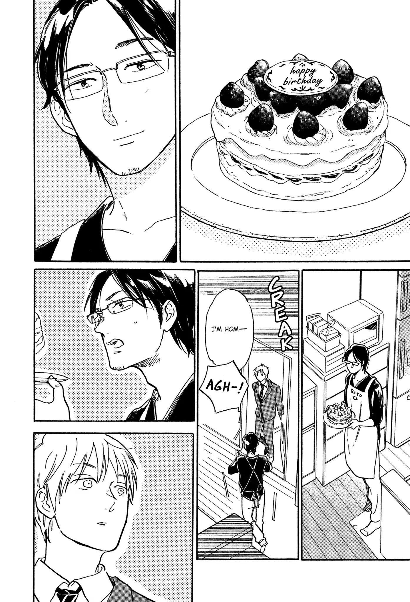 Stay Gold (Hideyoshico) Vol.2 Chapter 17 page 15 - Mangakakalots.com