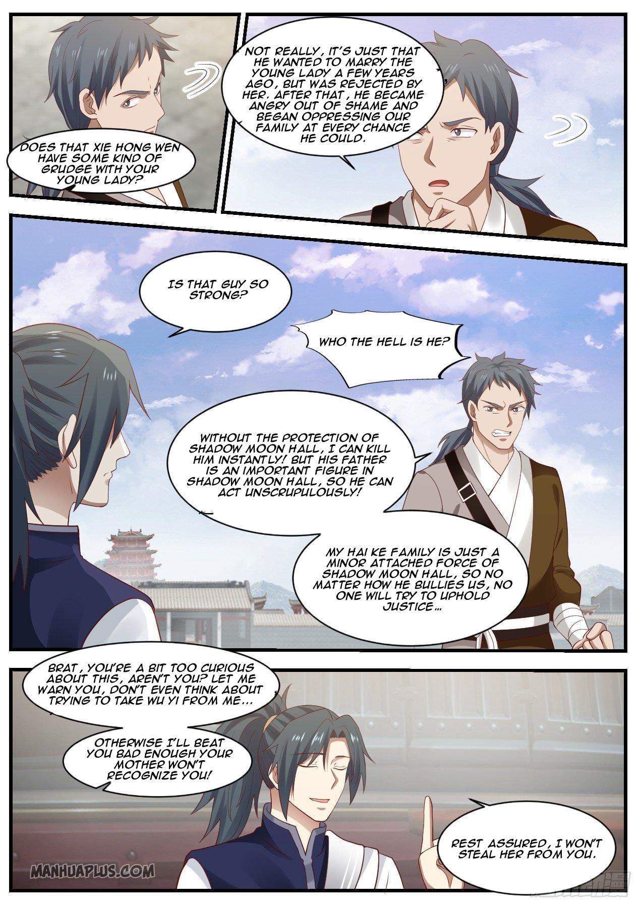 Martial Peak Chapter 986 page 9 - Mangakakalots.com