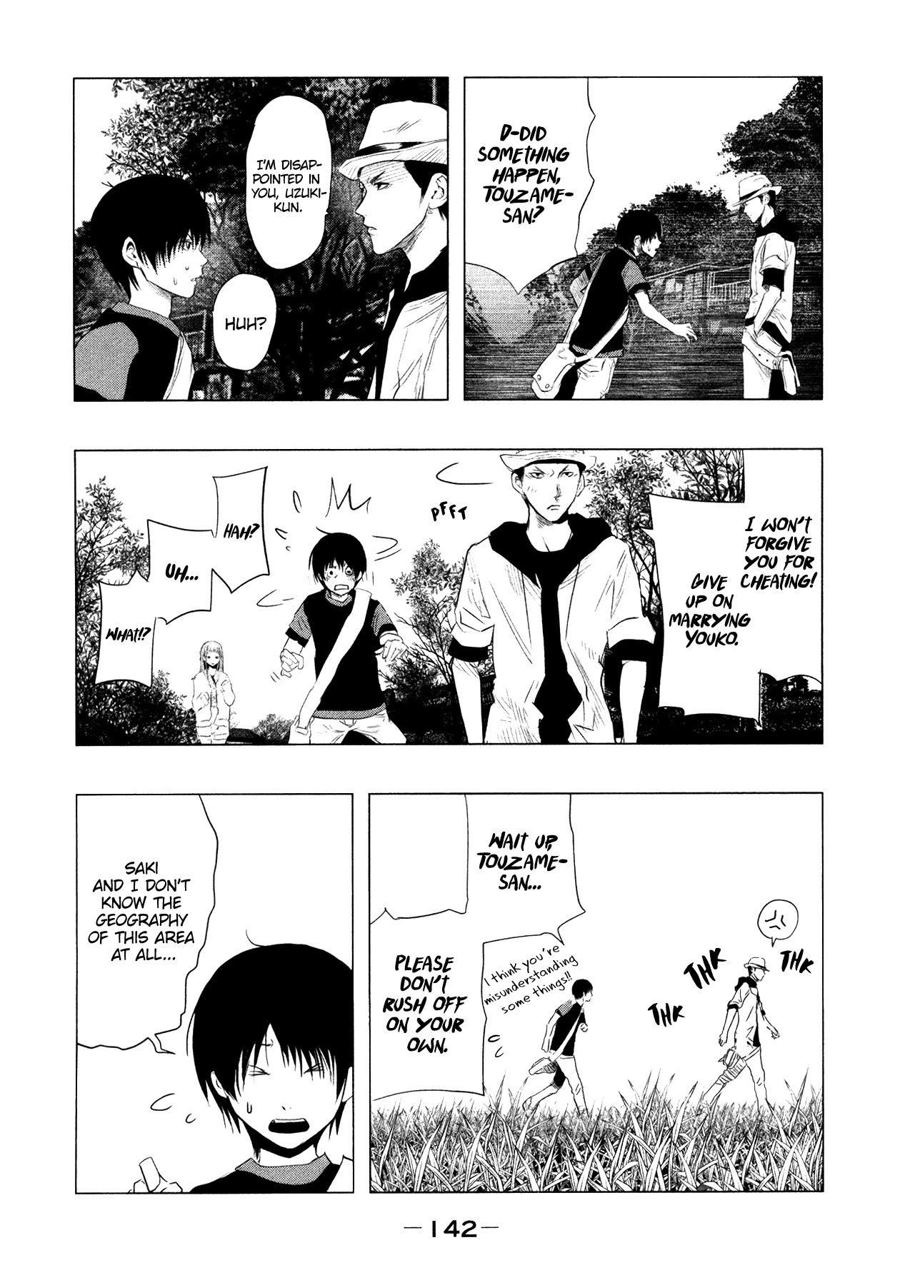 Kasouba No Nai Machi Ni Kane Ga Naru Toki Chapter 93: Let's Leave Mitozu page 11 - Mangakakalots.com
