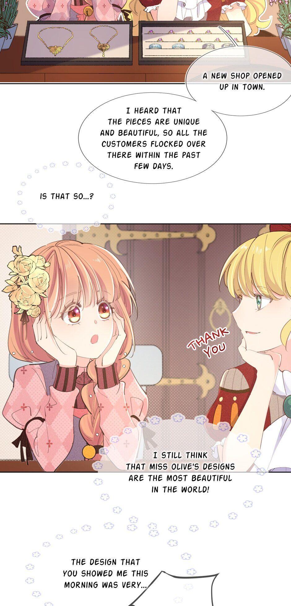 The Brilliant Miss Olive Chapter 15 page 36 - Mangakakalots.com