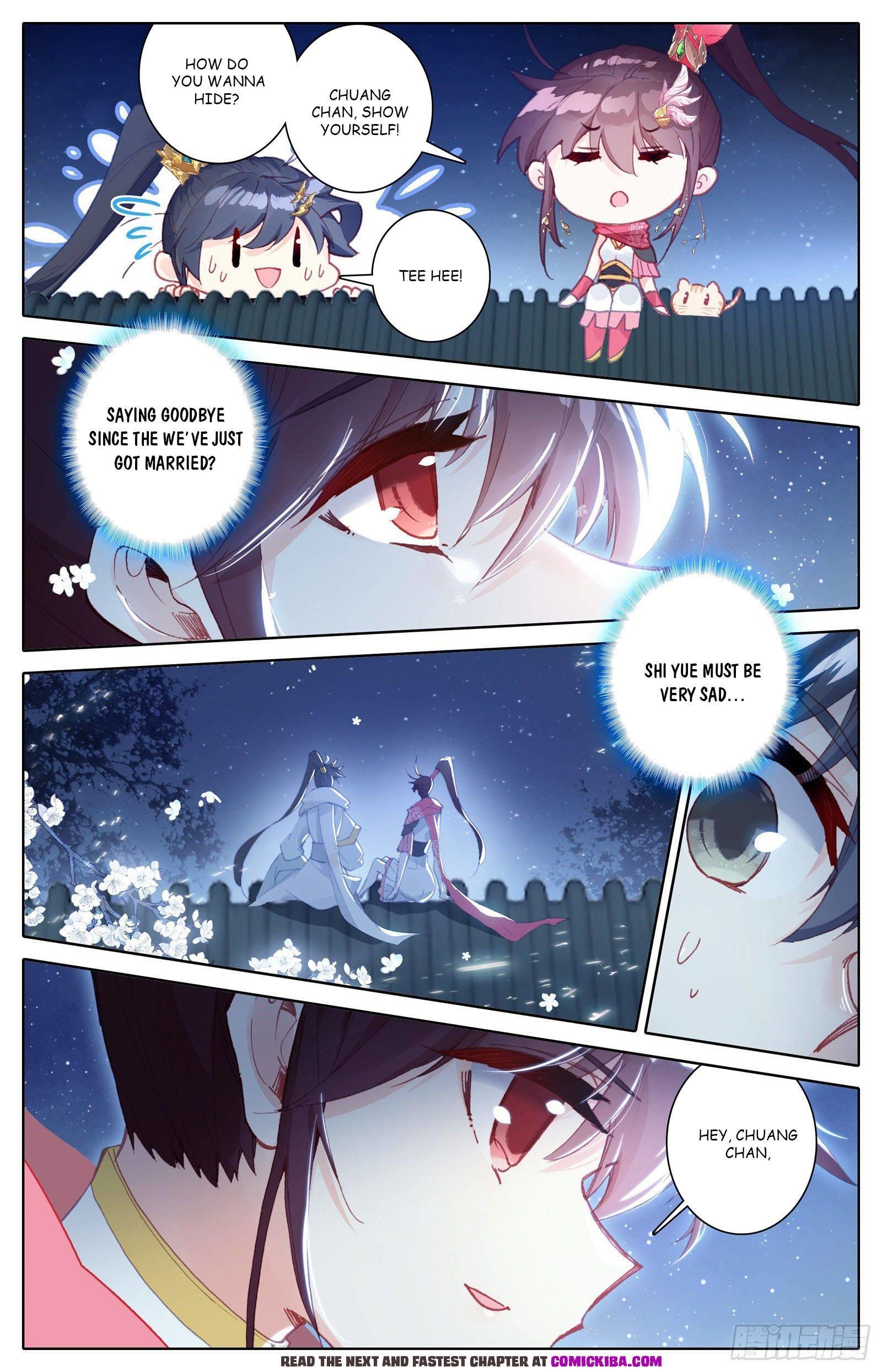 Azure Legacy Chapter 101 page 8 - Mangakakalots.com
