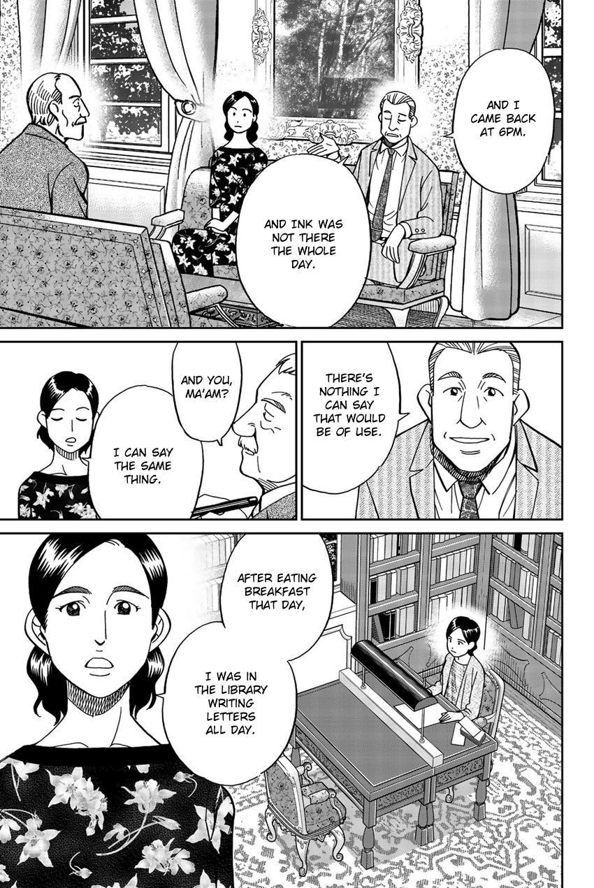 Q.e.d. Iff - Shoumei Shuuryou Vol.9 Chapter 18: Beautiful Painting page 36 - Mangakakalots.com