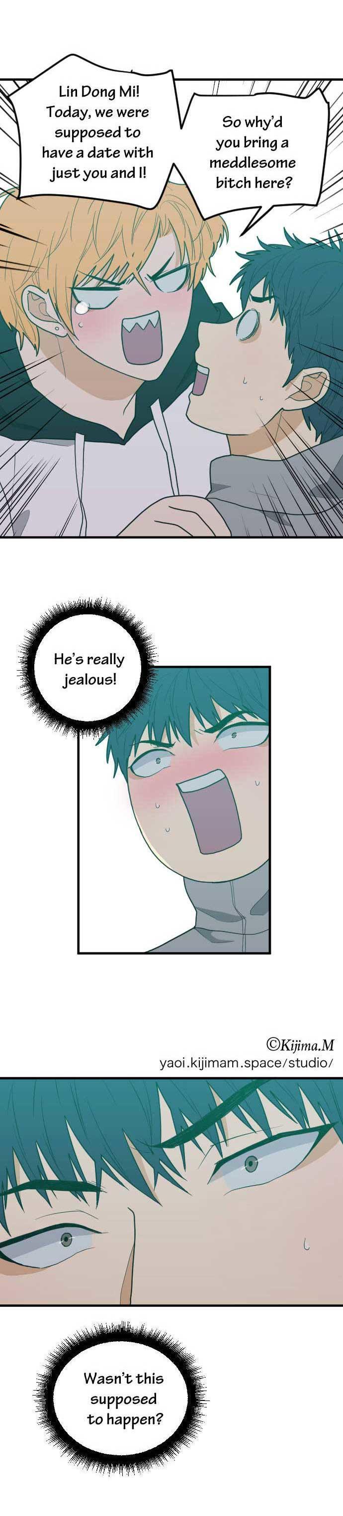 Roomxmate Chapter 51 page 5 - Mangakakalots.com