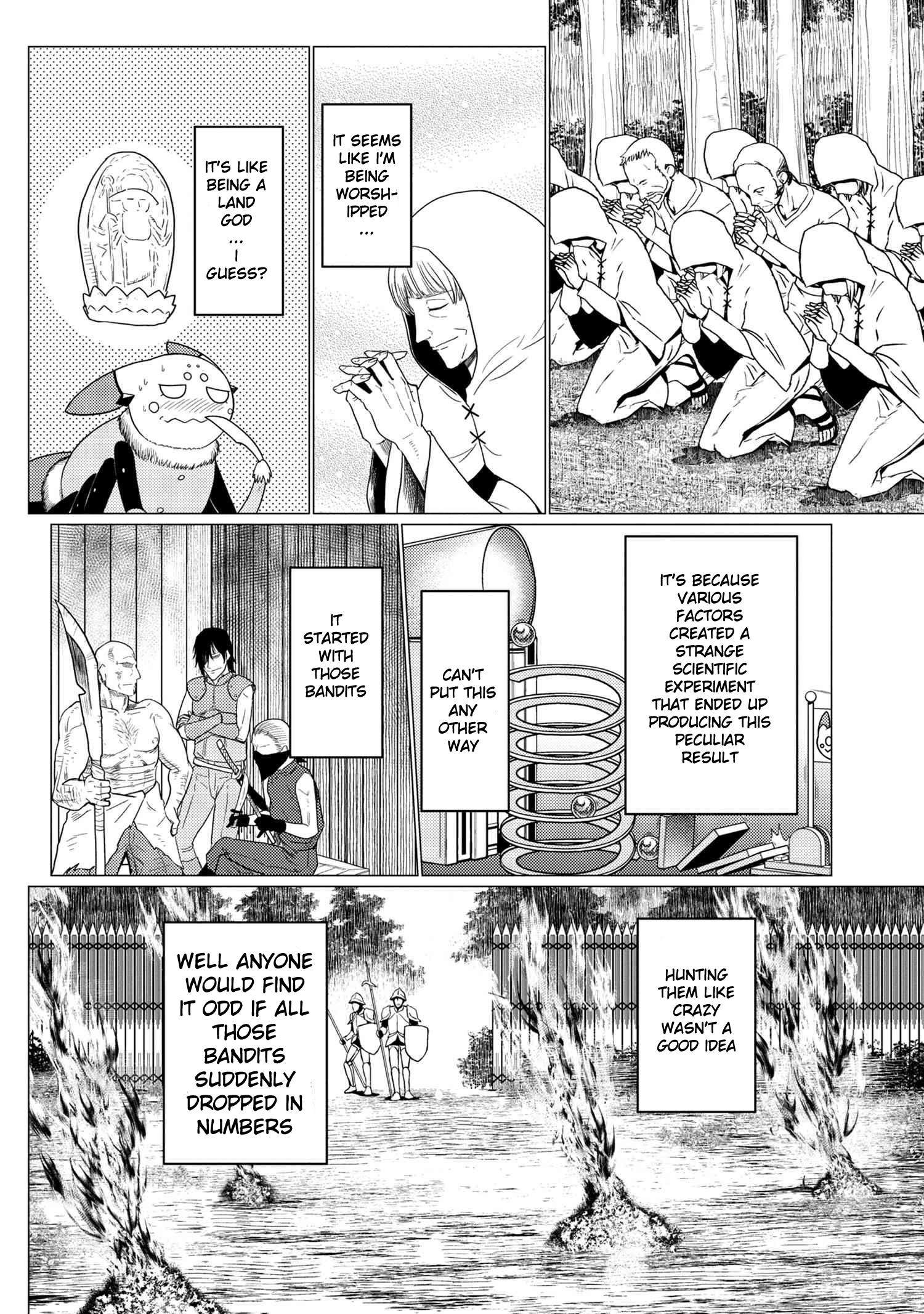 Kumo Desu Ga, Nani Ka? Chapter 50.1 page 2 - Mangakakalots.com