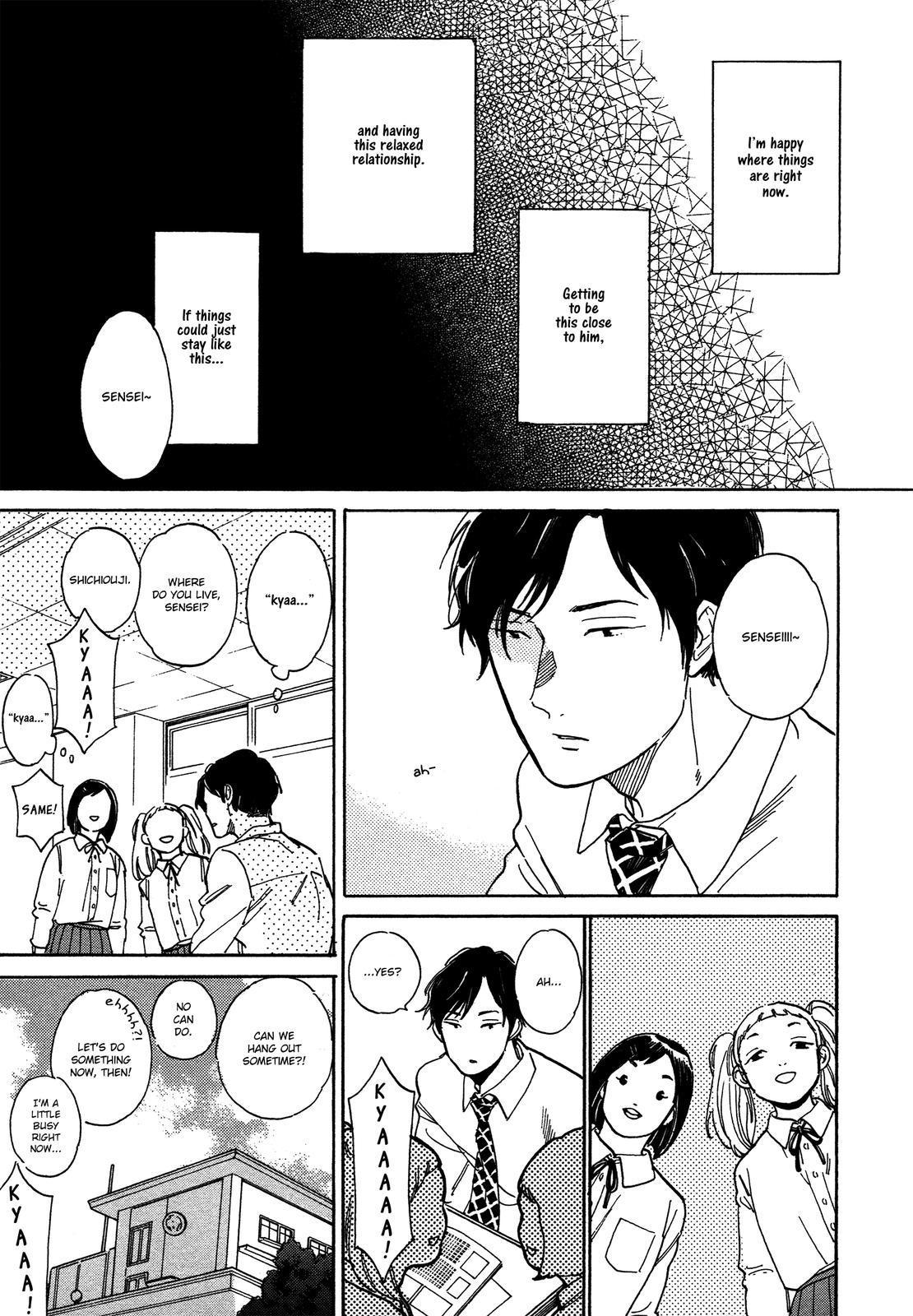Stay Gold (Hideyoshico) Chapter 19 page 6 - Mangakakalots.com