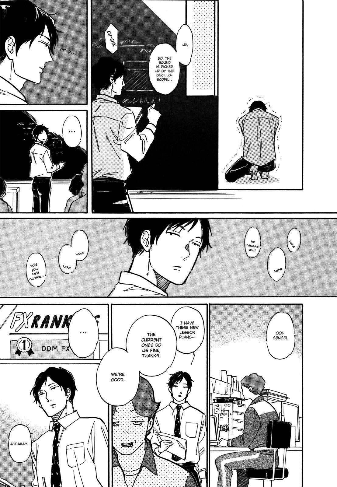 Stay Gold (Hideyoshico) Chapter 19 page 14 - Mangakakalots.com