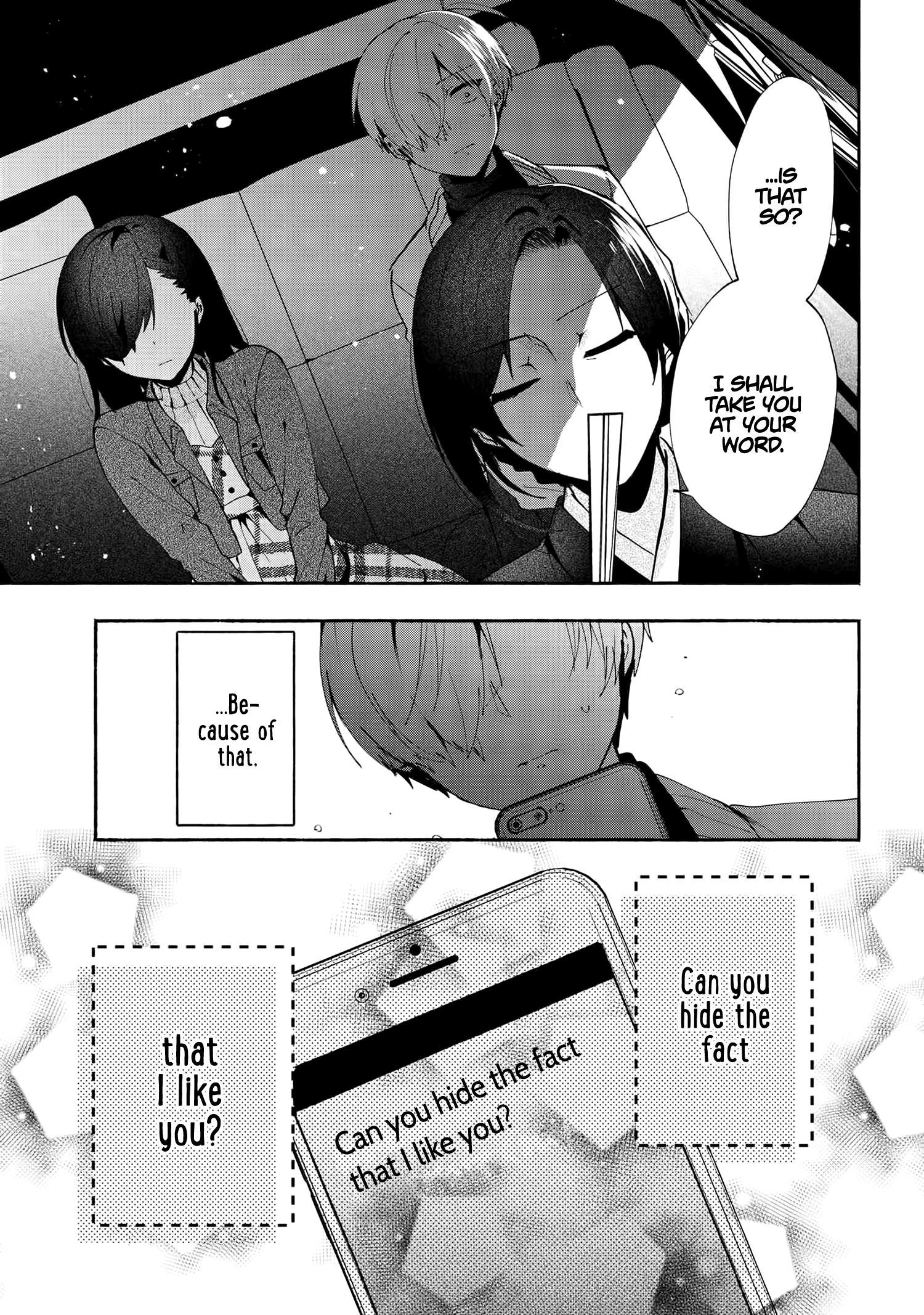 Pashiri Na Boku To Koi Suru Banchou-San Chapter 74 page 10 - Mangakakalots.com