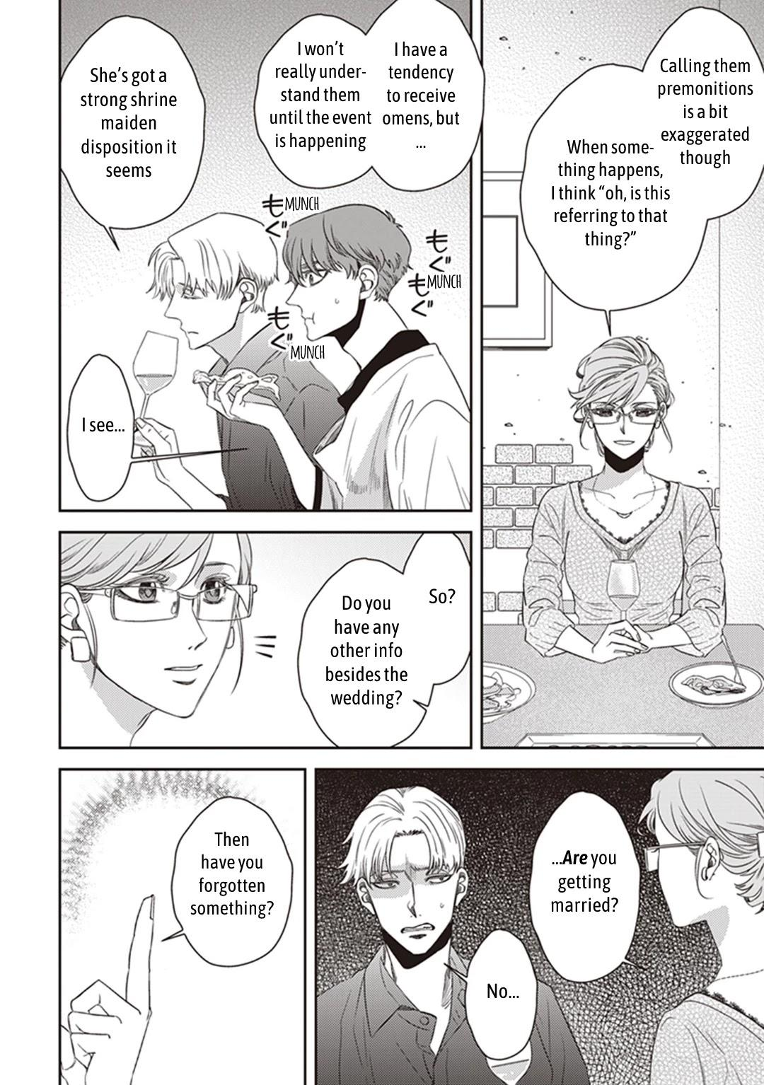 Midnight Occult Civil Servants Chapter 43: The Water God's Son-In-Law (Part 2) page 4 - Mangakakalots.com