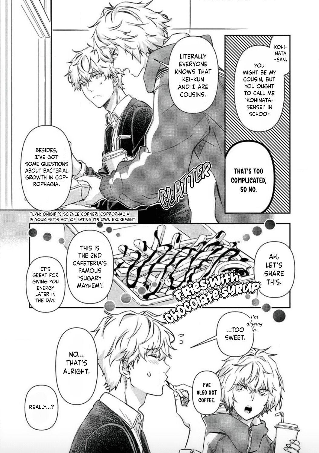 Shojo Kon ~Kohinata Fuufu Wa Shite Mitai~ Chapter 7 page 24 - Mangakakalots.com