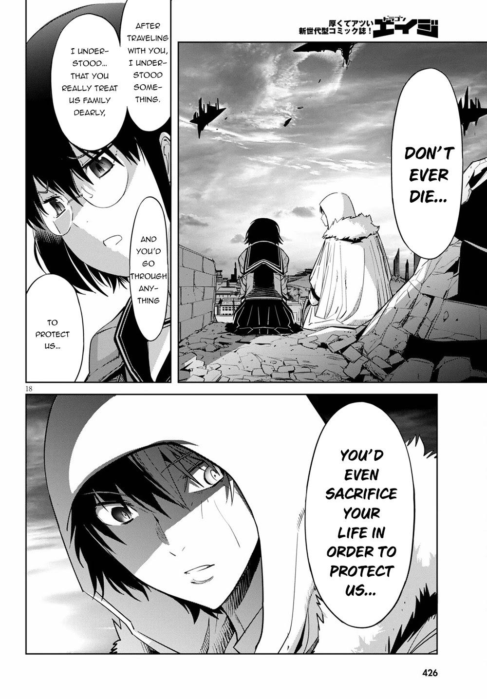 Game Obu Familia - Family Senki Chapter 34 page 19 - Mangakakalots.com
